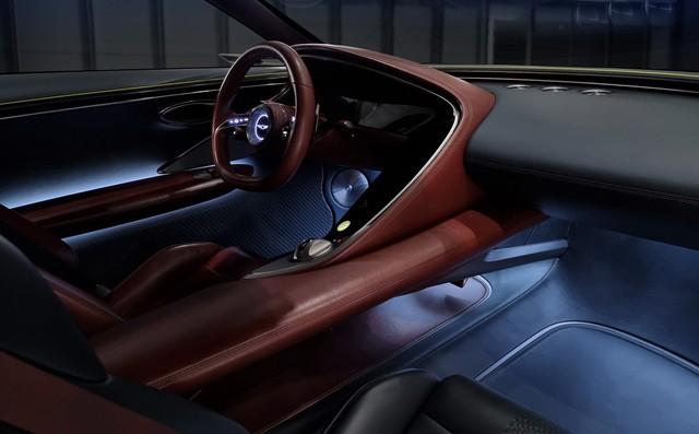 Ra mắt Genesis X Coupe Concept - Xe sang Hàn ngày càng đẹp lên trông thấy - Ảnh 7.