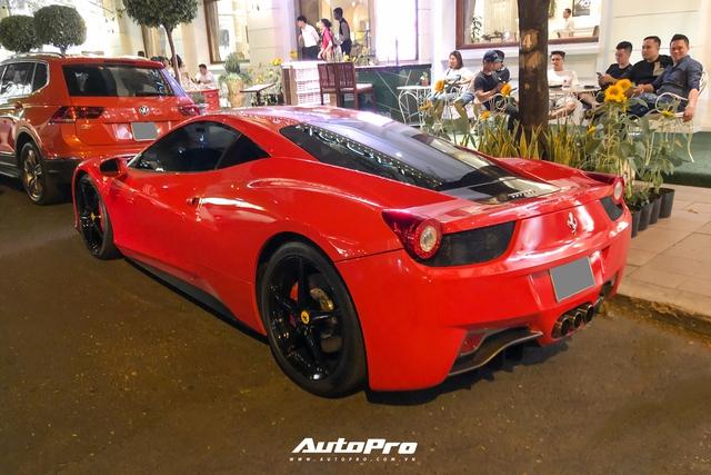 Dàn siêu xe gần trăm tỷ hội ngộ tại Sài Gòn: Ferrari chiếm áp đảo, BMW i8 của Bùi Tiến Dũng cũng góp mặt - Ảnh 8.