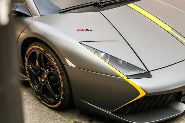 Lamborghini Murcielago LP640-4 độc nhất Việt Nam độ lại một chi tiết khiến nhiều người lo ngại - Ảnh 2.