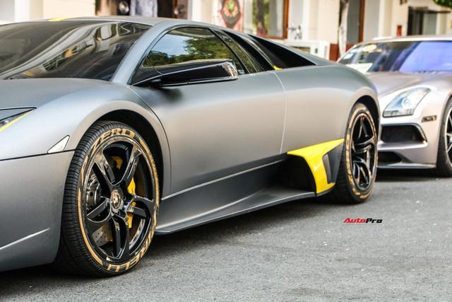 Lamborghini Murcielago LP640-4 độc nhất Việt Nam độ lại một chi tiết khiến nhiều người lo ngại - Ảnh 3.