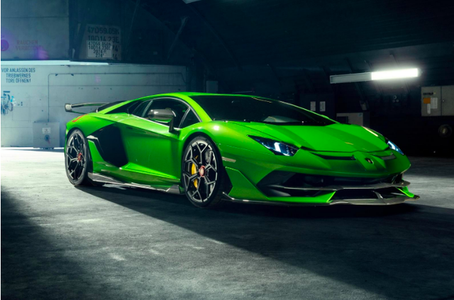 Triệu hồi xe: Lamborghini triệu hồi hơn 200 chiếc Aventador SVJ - Ảnh 1.