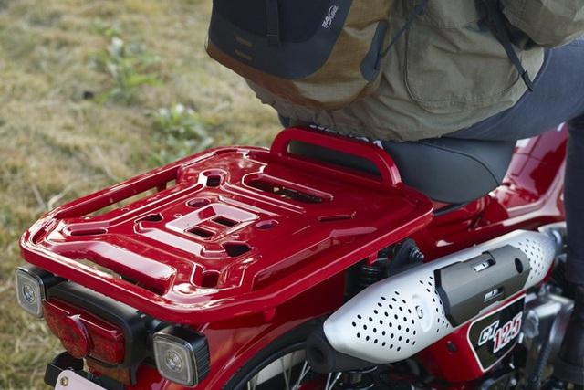 Hậu duệ Super Cub huyền thoại - Xe số có giá ngang Honda SH - Ảnh 9.