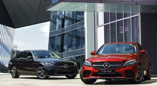 Mercedes C 180 AMG giá 1,5 tỷ tại VN: Thêm 100 triệu để như C 300, vẫn động cơ nhỏ nhưng có một điểm thay đổi vận hành - Ảnh 4.