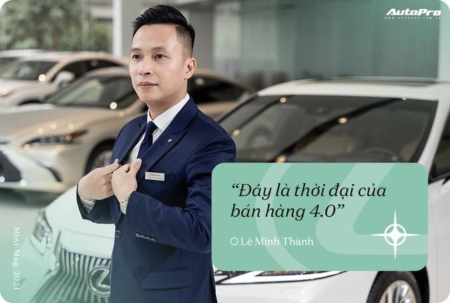 Gặp salesman bán nhiều Lexus nhất Việt Nam, được khách nữ đón bằng LX 570, tiếp như nguyên thủ - Ảnh 8.
