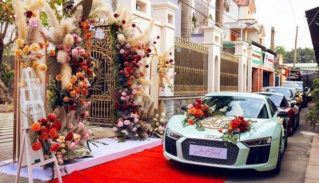 Lộ danh tính cô dâu nhan sắc