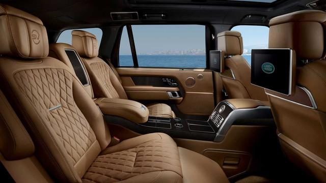 Ra mắt Range Rover SVAutobiography Ultimate Edition - Mẫu RR đỉnh nhất, giá quy đổi từ 4,4 tỷ đồng - Ảnh 6.
