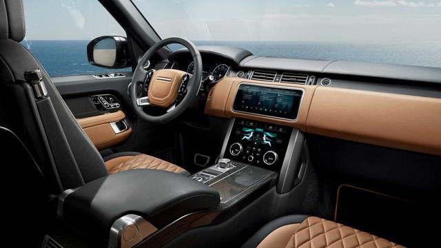 Ra mắt Range Rover SVAutobiography Ultimate Edition - Mẫu RR đỉnh nhất, giá quy đổi từ 4,4 tỷ đồng - Ảnh 4.