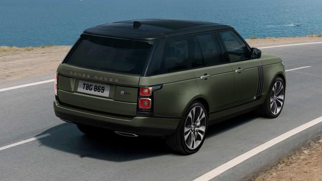 Ra mắt Range Rover SVAutobiography Ultimate Edition - Mẫu RR đỉnh nhất, giá quy đổi từ 4,4 tỷ đồng - Ảnh 2.