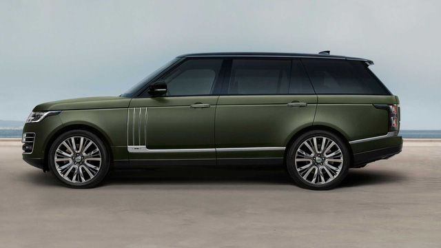 Ra mắt Range Rover SVAutobiography Ultimate Edition - Mẫu RR đỉnh nhất, giá quy đổi từ 4,4 tỷ đồng - Ảnh 1.
