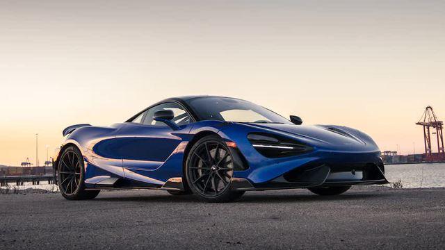 Thêm đại gia chơi lan chi hơn 30 tỷ tậu McLaren 765LT, chọn hẳn màu độc để không đụng hàng - Ảnh 4.
