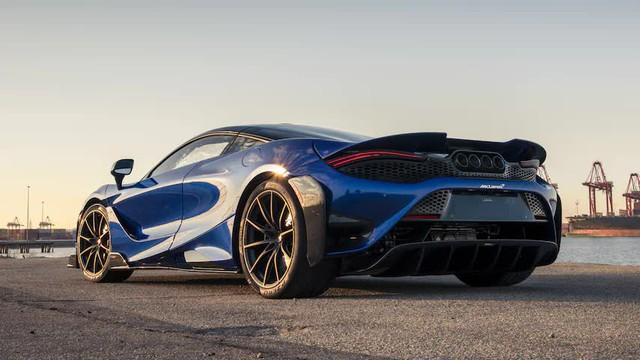 Thêm đại gia chơi lan chi hơn 30 tỷ tậu McLaren 765LT, chọn hẳn màu độc để không đụng hàng - Ảnh 5.