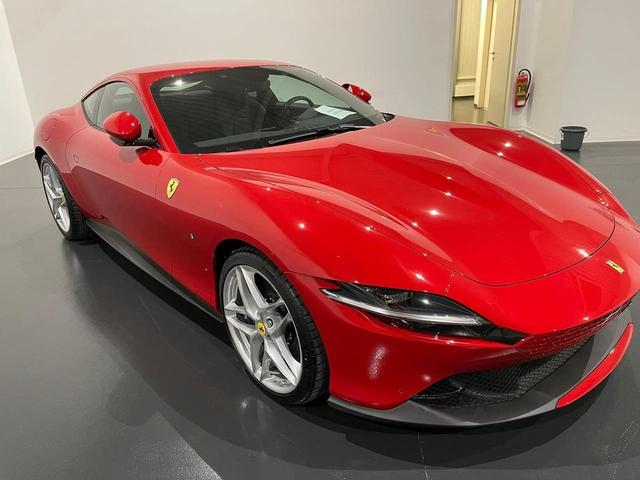 Ferrari Roma thứ 2 lên đường về Việt Nam: Giá khoảng 19 tỷ, ngoại hình mới lạ - Ảnh 4.
