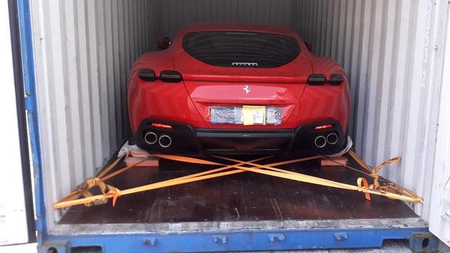 Ferrari Roma thứ 2 lên đường về Việt Nam: Giá khoảng 19 tỷ, ngoại hình mới lạ - Ảnh 2.