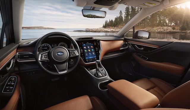 Subaru Outback 2021 nhận đặt cọc tại Việt Nam: Giá dự kiến ngang Mercedes-Benz GLC, thiết kế bảo thủ nhưng nhiều trang bị mới - Ảnh 3.