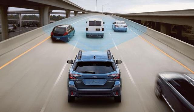 Subaru Outback 2021 nhận đặt cọc tại Việt Nam: Giá dự kiến ngang Mercedes-Benz GLC, thiết kế bảo thủ nhưng nhiều trang bị mới - Ảnh 5.