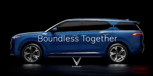 VinFast VF e36 lộ diện rõ nét trên sóng truyền hình Mỹ: SUV cỡ lớn chạy điện tự lái sắp bán ra thị trường - Ảnh 6.