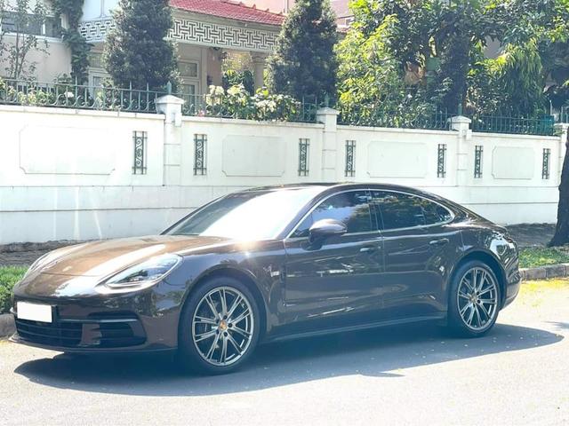 Trải nghiệm Porsche Panamera 10.000km, đại gia Việt rao bán với giá rẻ hơn 1 tỷ đồng - Ảnh 5.