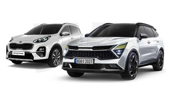 Phác hoạ Kia Sportage 2021: Chung khung gầm Hyundai Tucson nhưng khác biệt hoàn toàn - Ảnh 3.