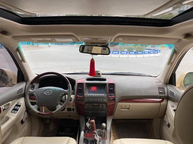 Bán Lexus GX 470 13 tuổi, chạy 140.000km, đại gia Việt vẫn dư tiền sắm Toyota Fortuner thế hệ mới - Ảnh 4.