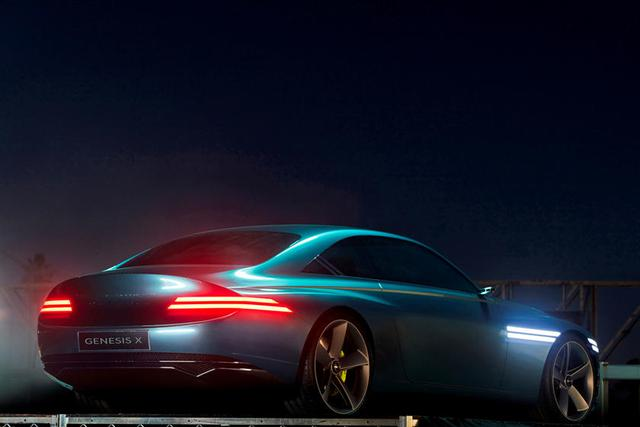Hãng xe sang của Hyundai có thể làm xe thể thao giống BMW M và Mercedes-AMG - Ảnh 1.