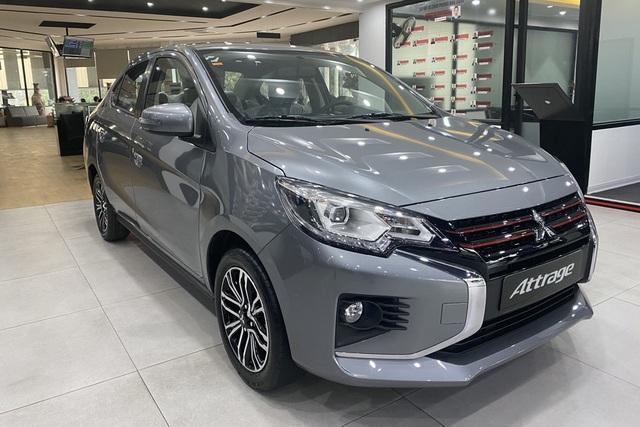 Mitsubishi Attrage bán kỷ lục hơn 1.000 xe/tháng ngang Mazda CX-5, lần đầu lọt top 10 xe bán chạy tại Việt Nam - Ảnh 1.