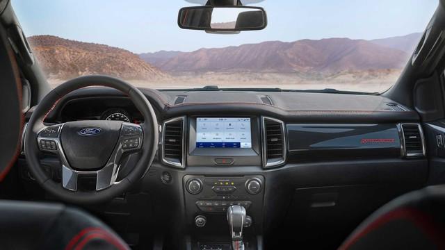 Ford Ranger bổ sung 2 bản giới hạn trước khi ra mắt thế hệ hoàn toàn mới - Ảnh 4.