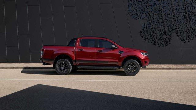 Ford Ranger bổ sung 2 bản giới hạn trước khi ra mắt thế hệ hoàn toàn mới - Ảnh 3.