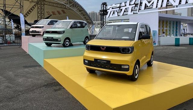 Chiếc ô tô điện giá hơn 100 triệu phá đảo doanh số, 2 phút có 1 xe xuất xưởng - Ảnh 2.