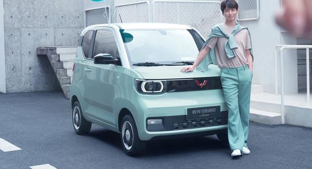 Chiếc ô tô điện giá hơn 100 triệu phá đảo doanh số, 2 phút có 1 xe xuất xưởng - Ảnh 3.