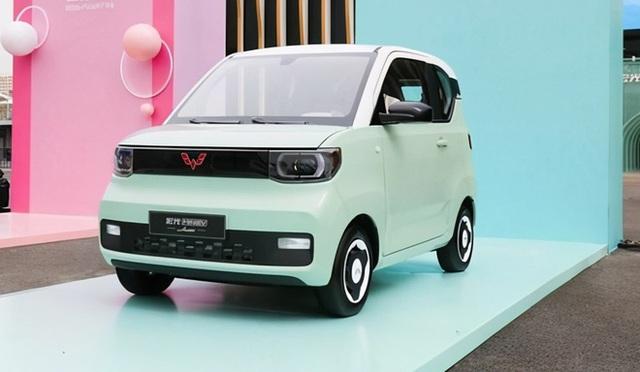 Chiếc ô tô điện giá hơn 100 triệu phá đảo doanh số, 2 phút có 1 xe xuất xưởng - Ảnh 9.