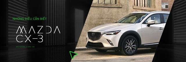 2 phút trải nghiệm để thấy Mazda CX-3, CX-30 có chật như lời đồn - Ảnh 3.