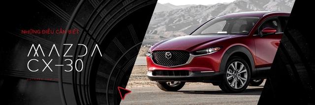 Trải nghiệm nhanh vận hành Mazda CX-30 vừa ra mắt Việt Nam: Vô-lăng thú vị là ấn tượng đầu tiên - Ảnh 2.