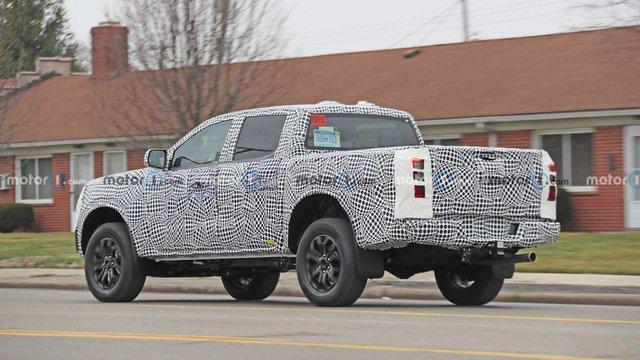 Ford Ranger đời mới lộ diện 4 phiên bản cùng lúc: Có bản lần đầu xuất hiện - Ảnh 3.