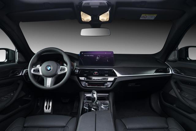 Ra mắt BMW 5-Series 2021 tại Việt Nam: Giá từ 2,5 tỷ, bạt ngàn công nghệ cạnh tranh Mercedes-Benz E-Class - Ảnh 4.