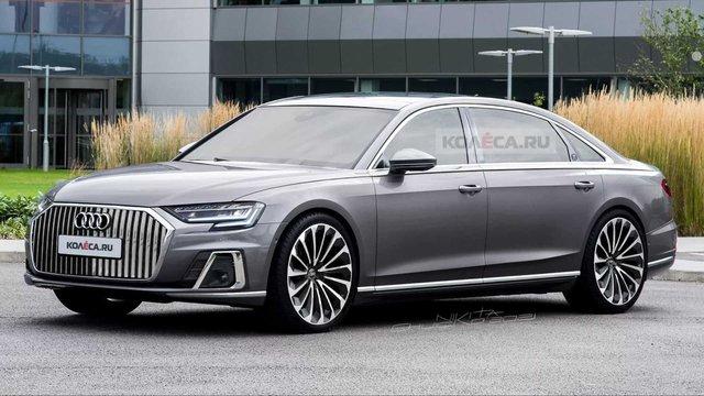 Chỉ còn 5 năm để các đại gia mua xe Audi chạy động cơ đốt trong mới - Ảnh 2.