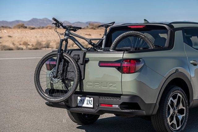 Ra mắt Hyundai Santa Cruz - Tucson nửa SUV, nửa bán tải chờ ngày về Việt Nam - Ảnh 6.
