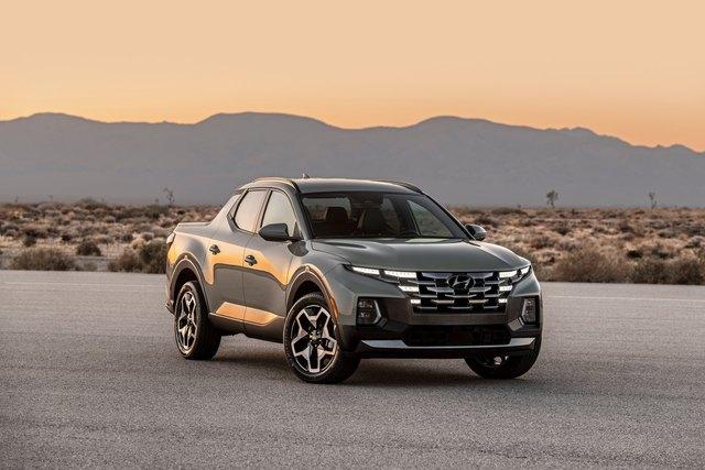Bán tải được người Việt mong chờ Hyundai Santa Cruz chốt giá quy đổi từ 550 triệu đồng - Ảnh 1.