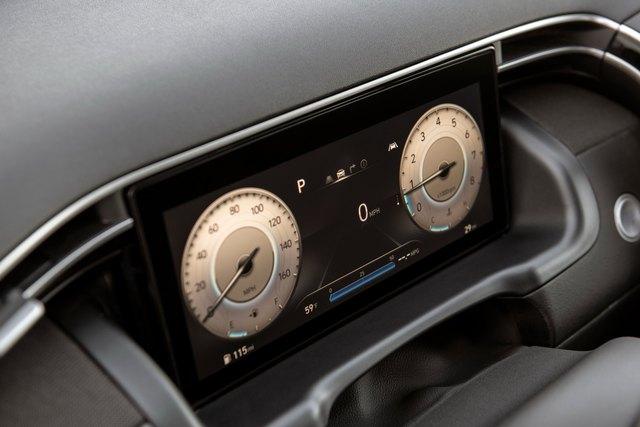 Ra mắt Hyundai Santa Cruz - Tucson nửa SUV, nửa bán tải chờ ngày về Việt Nam - Ảnh 11.
