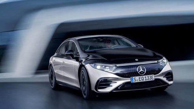 Mercedes-Benz dồn sức cho xe điện: Sẵn sàng tung SUV điện của GLE, GLS mang tên EQE, EQS