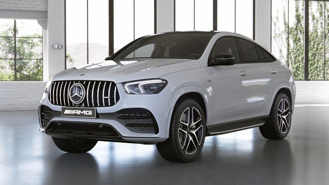 Lộ trang bị Mercedes-Benz GLE Coupe 2021 sắp ra mắt Việt Nam: Giá hơn 5,3 tỷ, nhiều 'đồ chơi' khủng cạnh tranh BMW X6 - Ảnh 1.