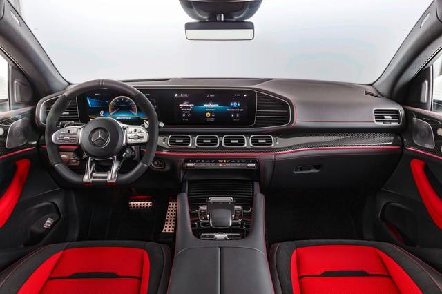 Lộ trang bị Mercedes-Benz GLE Coupe 2021 sắp ra mắt Việt Nam: Giá hơn 5,3 tỷ, nhiều 'đồ chơi' khủng cạnh tranh BMW X6 - Ảnh 4.