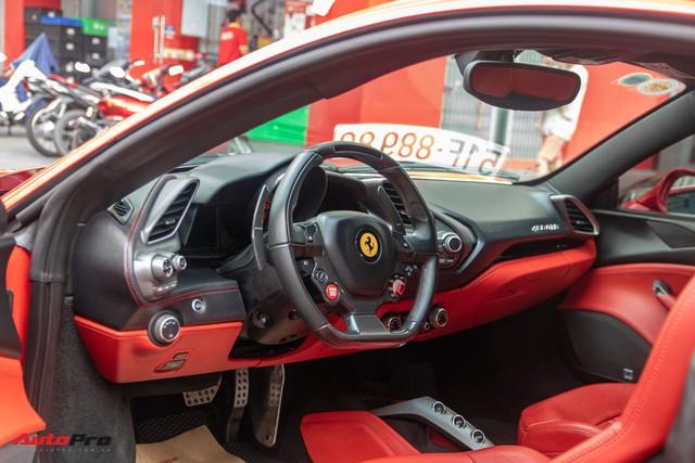 Richkid 16 tuổi Đà Nẵng được bố tặng sinh nhật 2 siêu xe giá hàng chục tỷ: McLaren 720S Spider màu độc và Ferrari 488 GTB từng của ca sĩ Tuấn Hưng - Ảnh 5.