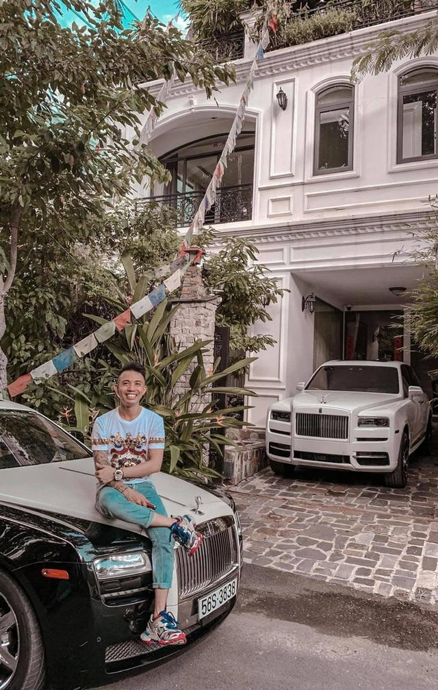 Biệt thự của đại gia Minh Nhựa: Mãn nhãn trước dàn siêu xe cực chất, rộng thế nhưng vẫn thiếu chỗ để Rolls-Royce - Ảnh 7.