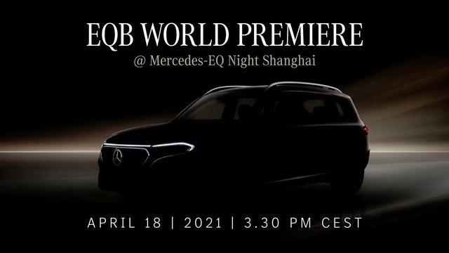 Mercedes-Benz GLB phiên bản chạy điện sẵn sàng chào sân ngay đầu tuần sau - Ảnh 1.