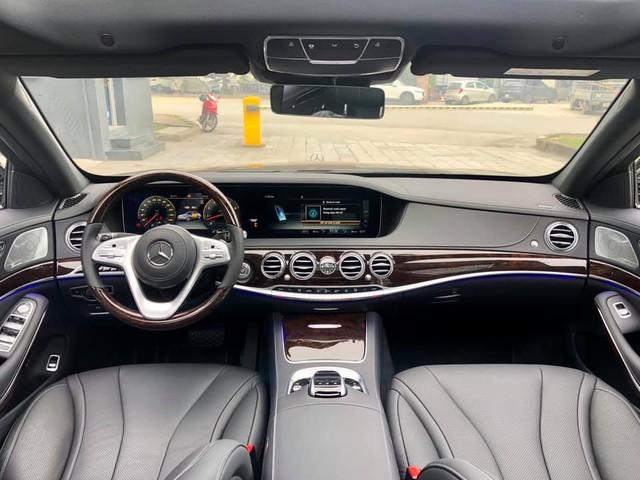Thanh lý Mercedes S-Class sau 200km, đại lý tiết lộ khoản lỗ đủ để tậu VinFast VF e34 - Ảnh 4.
