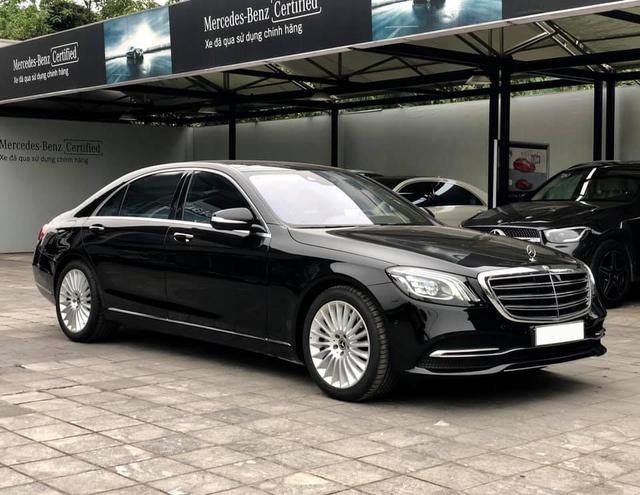 Thanh lý Mercedes S-Class sau 200km, đại lý tiết lộ khoản lỗ đủ để tậu VinFast VF e34 - Ảnh 1.