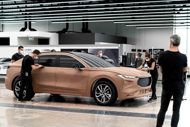 Ra mắt Ford Evos - SUV của Mondeo được người Việt mong chờ - Ảnh 5.