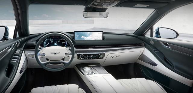 Genesis Electrified G80 - Đỉnh cao xe điện hạng sang của Hyundai - Ảnh 7.