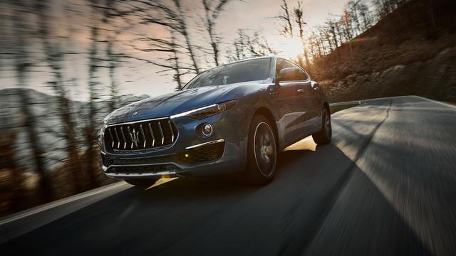 Ra mắt Maserati Levante Hybrid - Chương sử mới của đinh ba quyền lực
