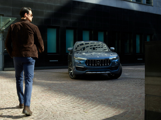 Ra mắt Maserati Levante Hybrid - Chương sử mới của đinh ba quyền lực - Ảnh 1.